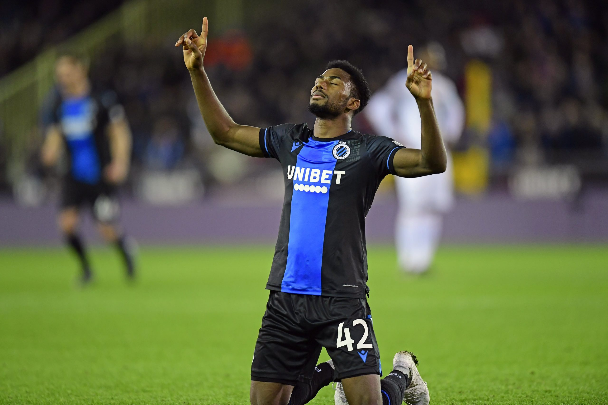 Dennis Out  Of  Club Brugge Belgian Cup Clash Vs Waregem Due To Injury