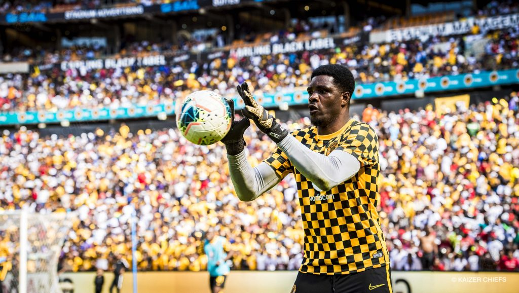 Akpeyi Signs New Two-Year Kaizer Chiefs Contract