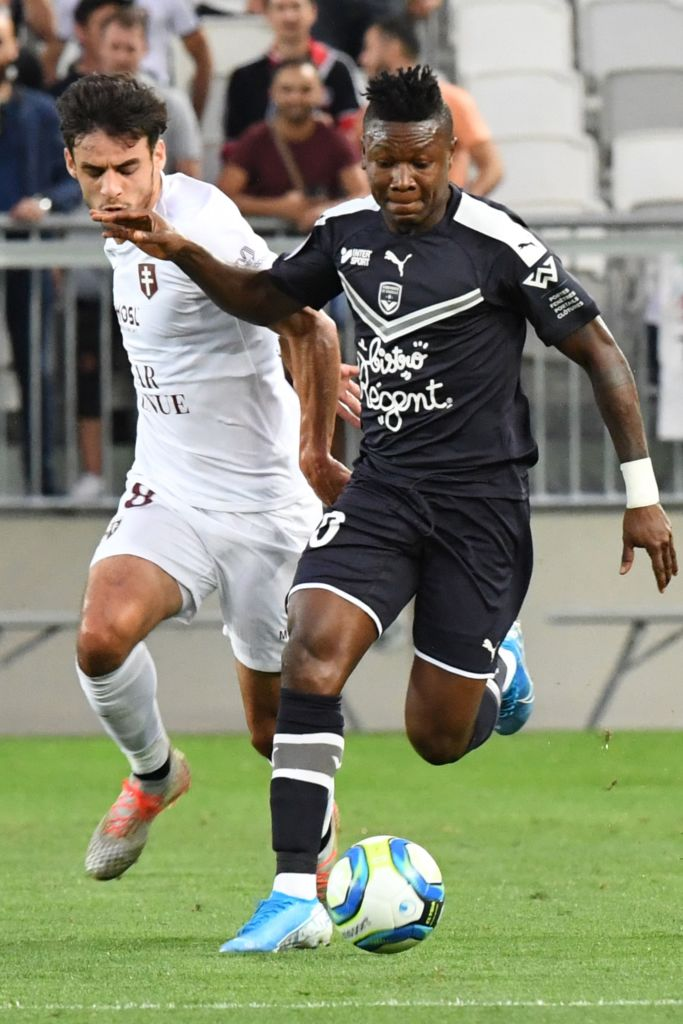 Rohr Wants Kalu, Maja to Boost Self-Confidence as Bordeaux Players