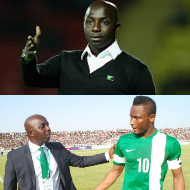 INTERVIEW – Siasia Decries Abandonment by Govt, Eagles After FIFA Life Ban; Solicits Financial Aid For CAS Hearing