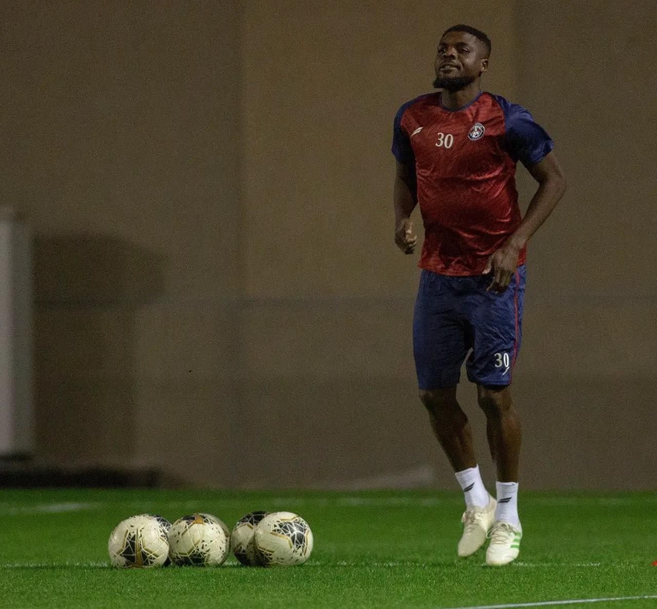 Saudi King Cup: Ogu Makes Debut As Al Adalah Lose To Musa's Al Nassr