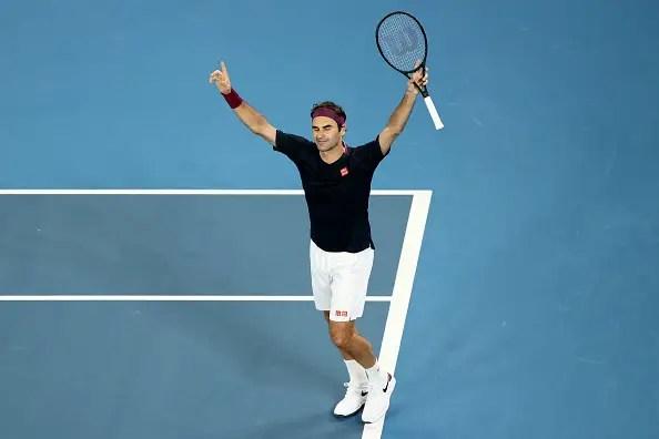 Federer Downs Millman to Bag 100th Win At Australian Open