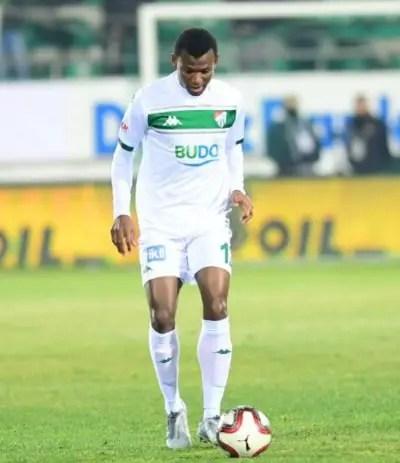 Turkey: Abdullahi Delighted With Promotion-Seeking Bursaspor's Away Win