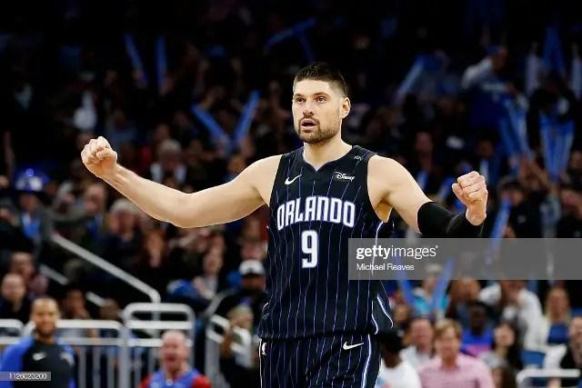 Magic And Nikola Vucevic Will Host Thunder At Amway Center