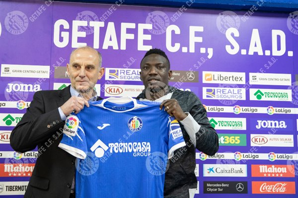Getafe Sporting Director: Why We Signed Etebo