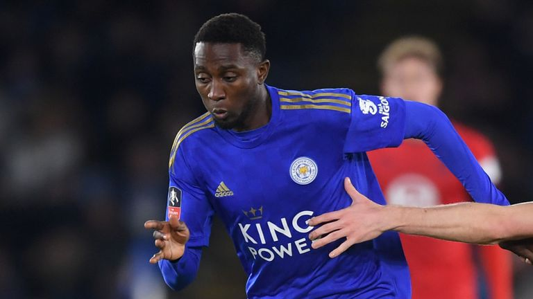 Ndidi Gets Poor Ratings, Iheanacho Average In Leicester's Home Loss vs Arsenal