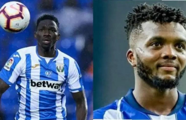 Laliga: Omeruo, Awaziem Team Up Against Azeez As Leganes Host Granada