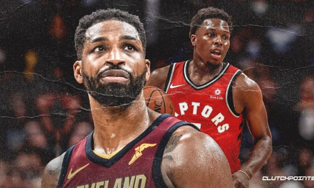 Raptors And Kyle Lowry Will Host Blazers At Scotiabank Arena