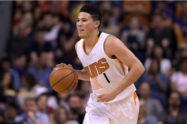 Suns And Devin Booker Will Host Kings At Talking Stick Resort Arena