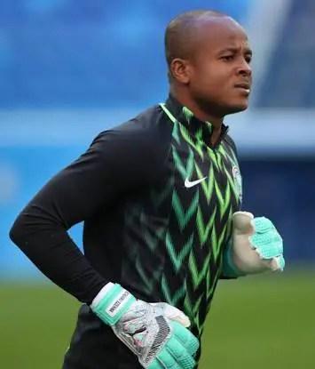 Super Eagles Goalkeeper Ezenwa Reveals Feelings For Enyeama