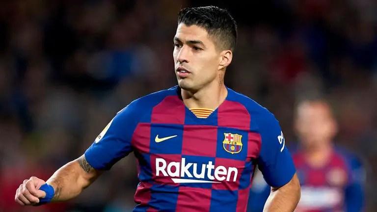 Suarez To Undergo Knee Surgery