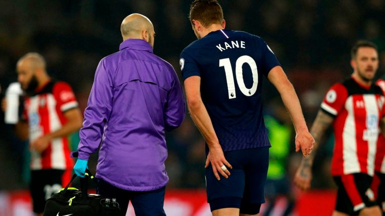 North London Derby: Mourinho Gives Injury Update On Kane Ahead Arsenal Clash