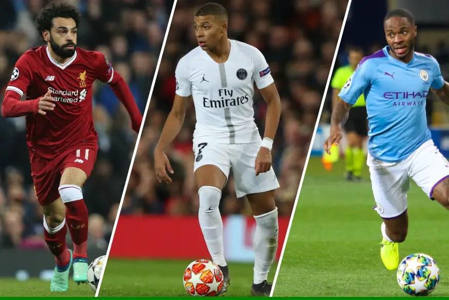 Mbappe, Sterling, Salah Are Top 3 in Transfer Market Ratings; Iwobi, Ndidi, Osimhen Make Top 101   –CIES