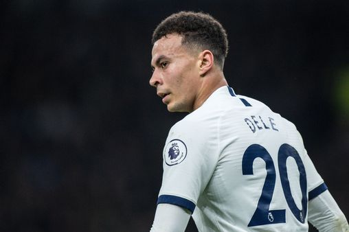 Tottenham's Alli Facing FA Investigation After Mocking Coronavirus Crises