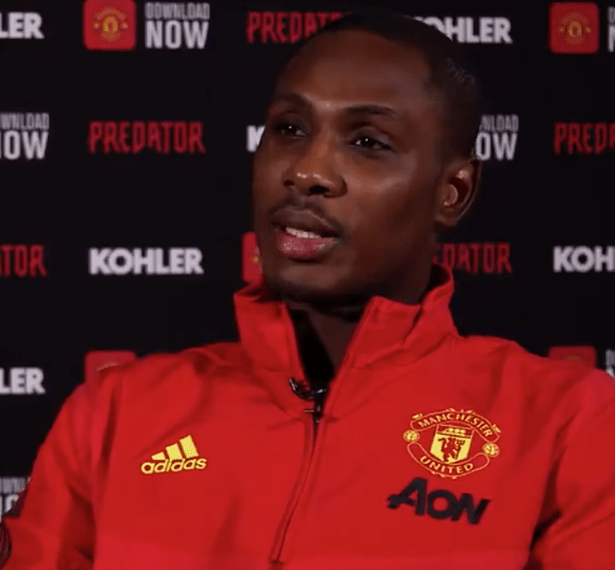 Solskjaer: Ighalo  Can Make Manchester United  Move Permanent
