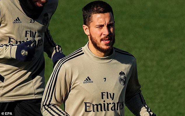 El Clasico: Hazard Dropped From Real Madrid Squad