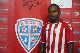 Uzoenyi Joins Bosnian Club FK Zvijezda