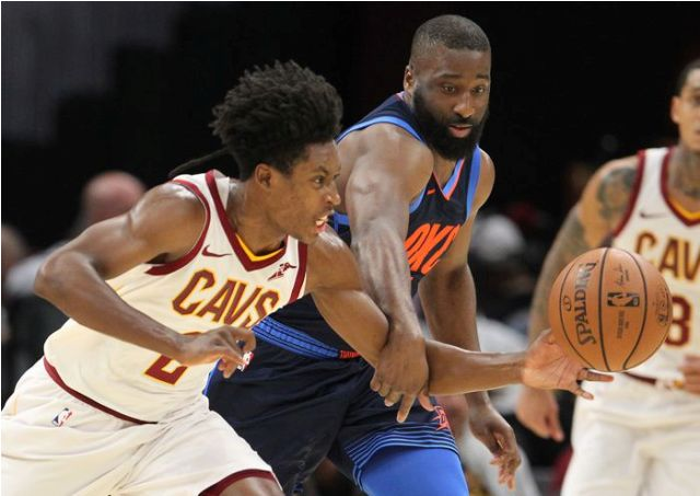 Cavaliers And Collin Sexton To Host Hawks At Quicken Loans Arena