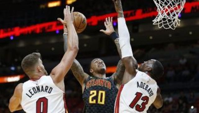 Heat And Bam Adebayo To Host Mavs At American Airlines Arena