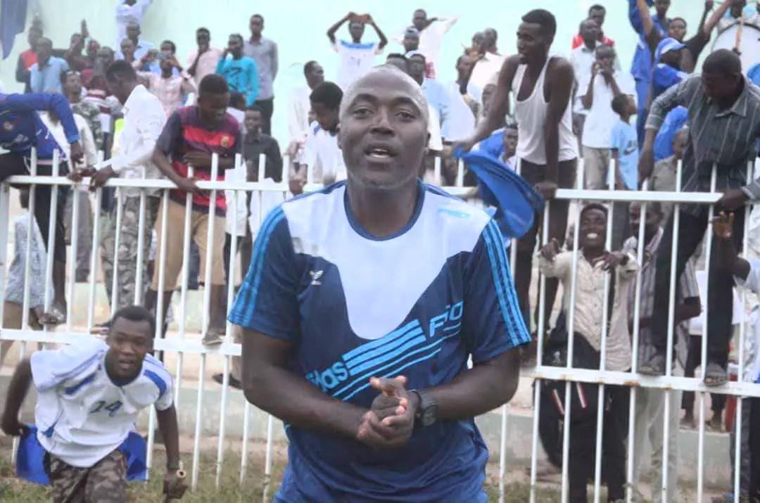 Sudan-Based Coach, Mohammed: How I'm Qualified For Golden Eaglets Job