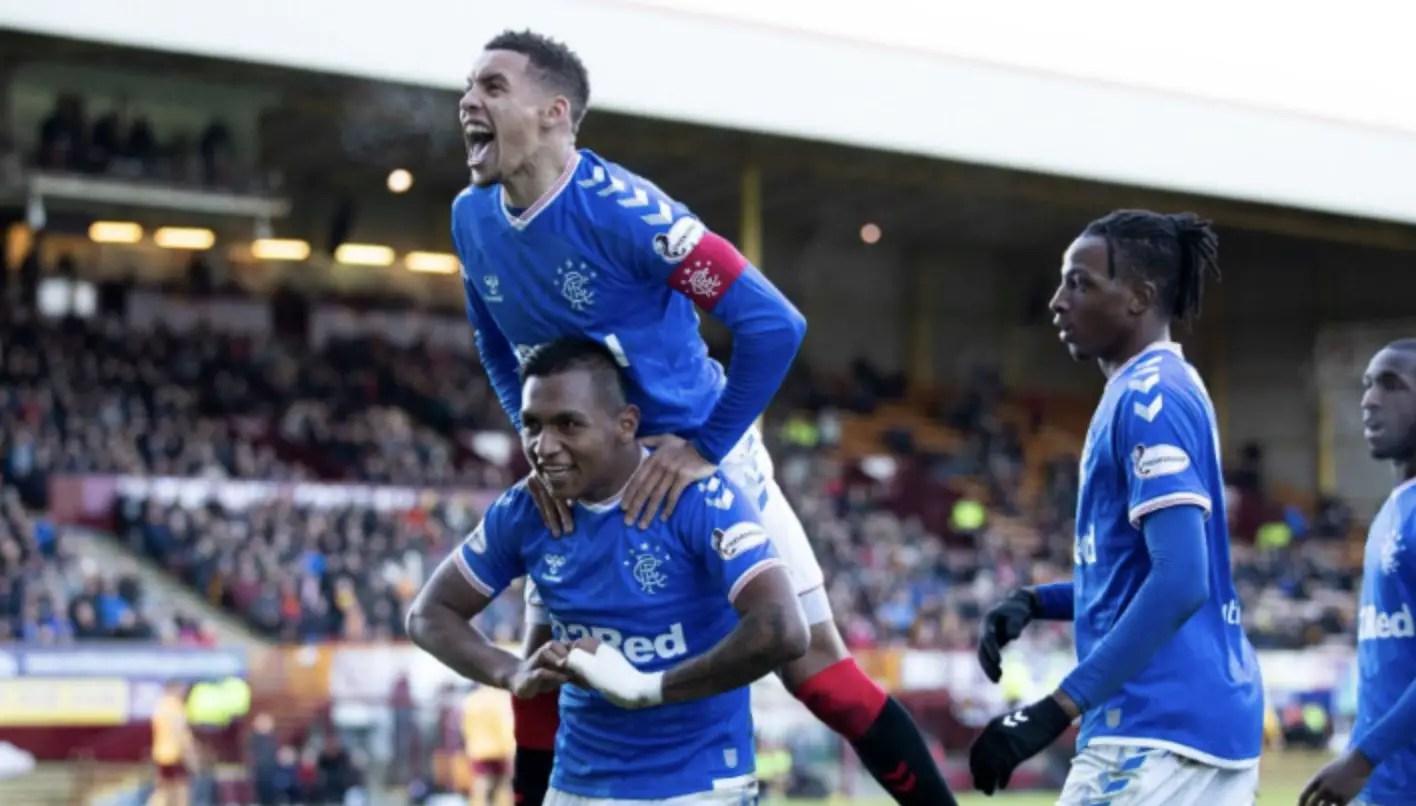 Gerrard Thumbs Up Aribo's 'Fantastic'  Goal  In Rangers' Scottish Cup Win Vs Hamilton