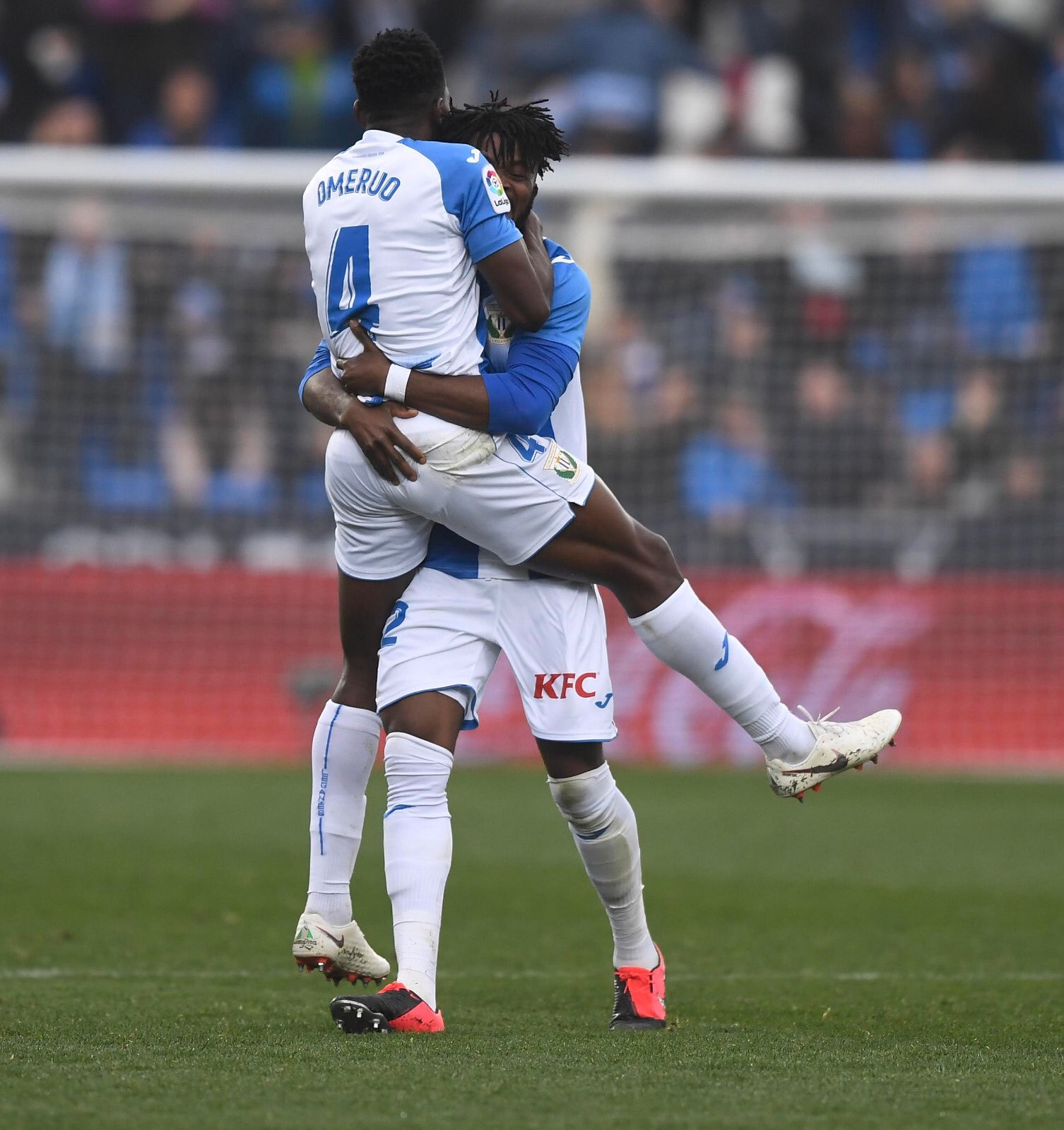 Omeruo Thrilled To Score First-Ever LaLiga Goal For Leganes