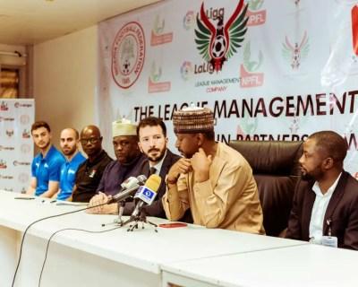 npfl-laliga-coaching-clinic-shehu-dikko-guillermo-perez-castillo-mutiu-adepoju-sunday-dare-nigeria-professional-football-league