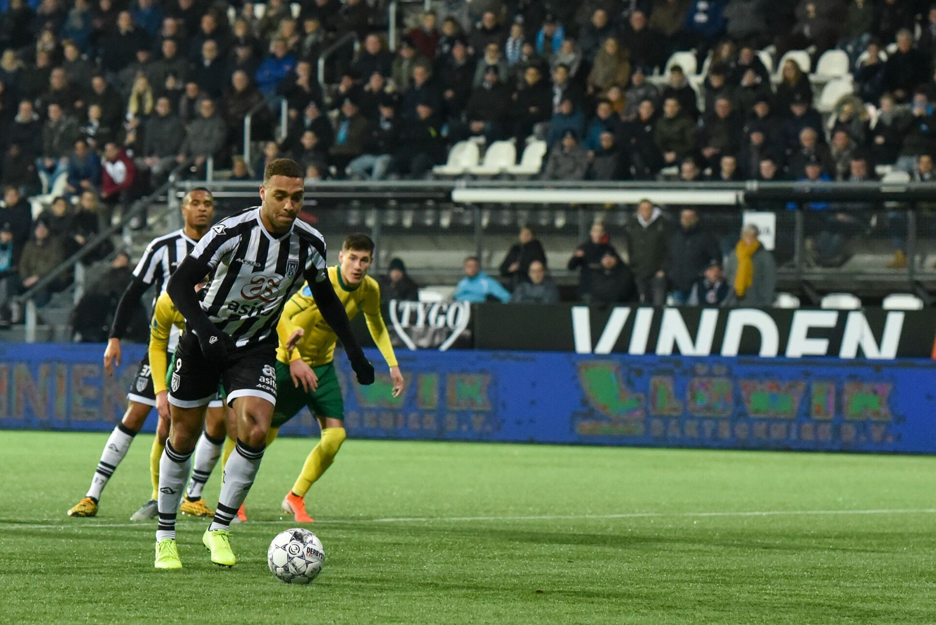 Eredivisie: Dessers Bags Brace As Heracles Beat Fortuna Sittard; End Winless Run