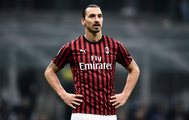 Ibrahimovic Hits Out After AC Milan Collapse In Derby Loss To Inter