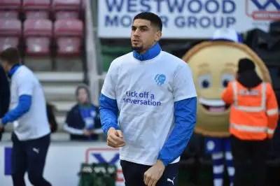 Balogun Helps 10-Man Wigan Hold Middlesbrough In Debut Game