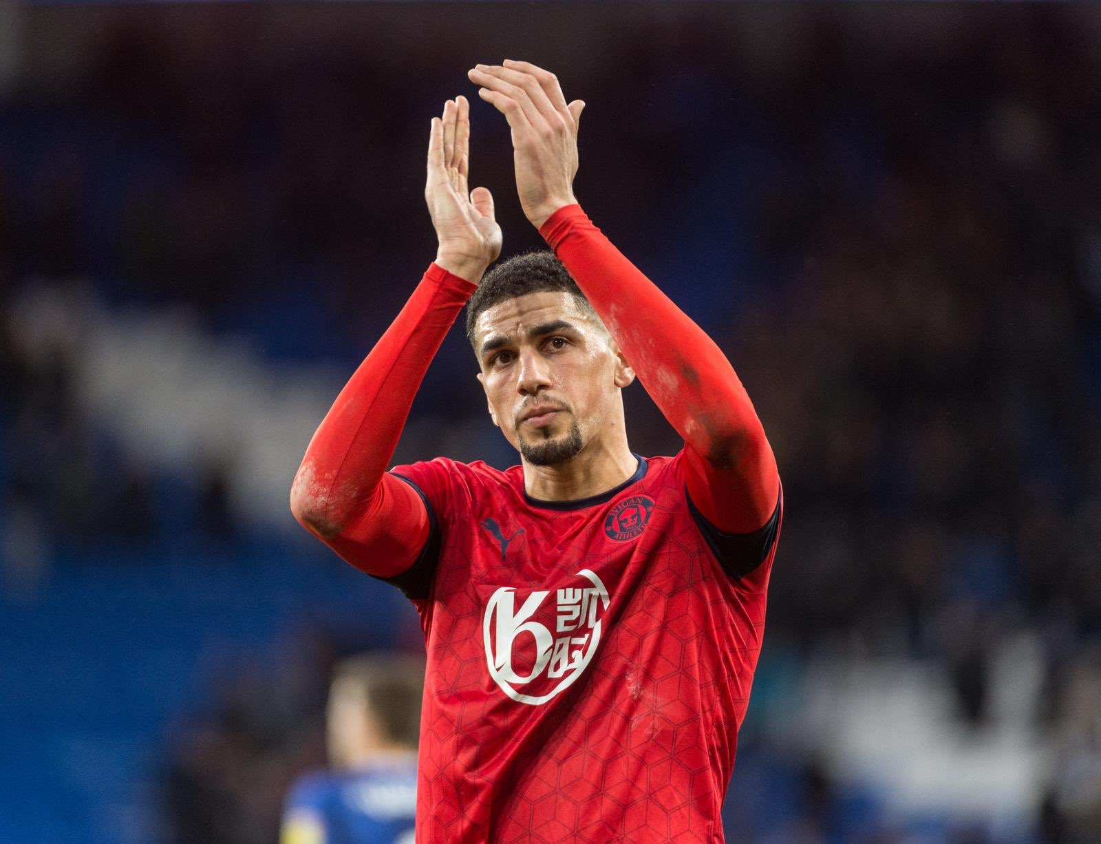 Balogun Happy With Wigan Performance In Away Draw At Cardiff