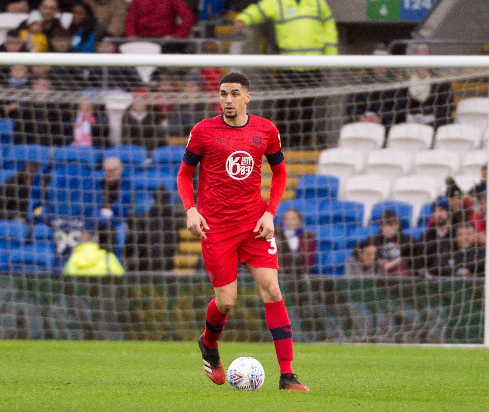 Wigan Boss Cook Thumbs Up 'Excellent' Balogun For Impressive Showing  Against  Cardiff