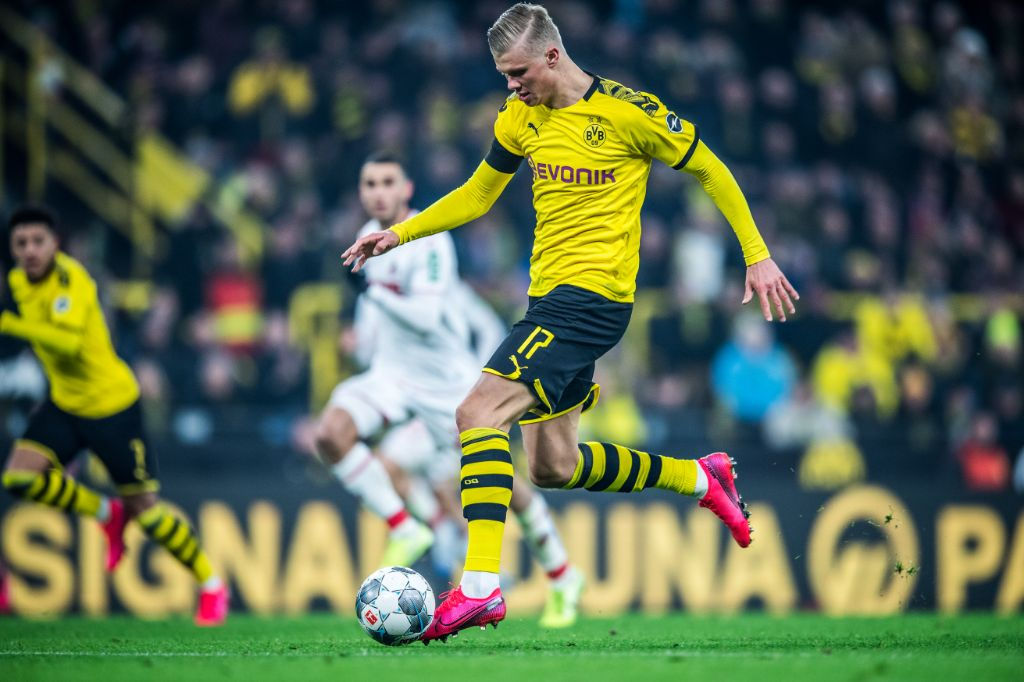 Bundesliga Players Face New Dos And Don'ts For Closed-Door Games