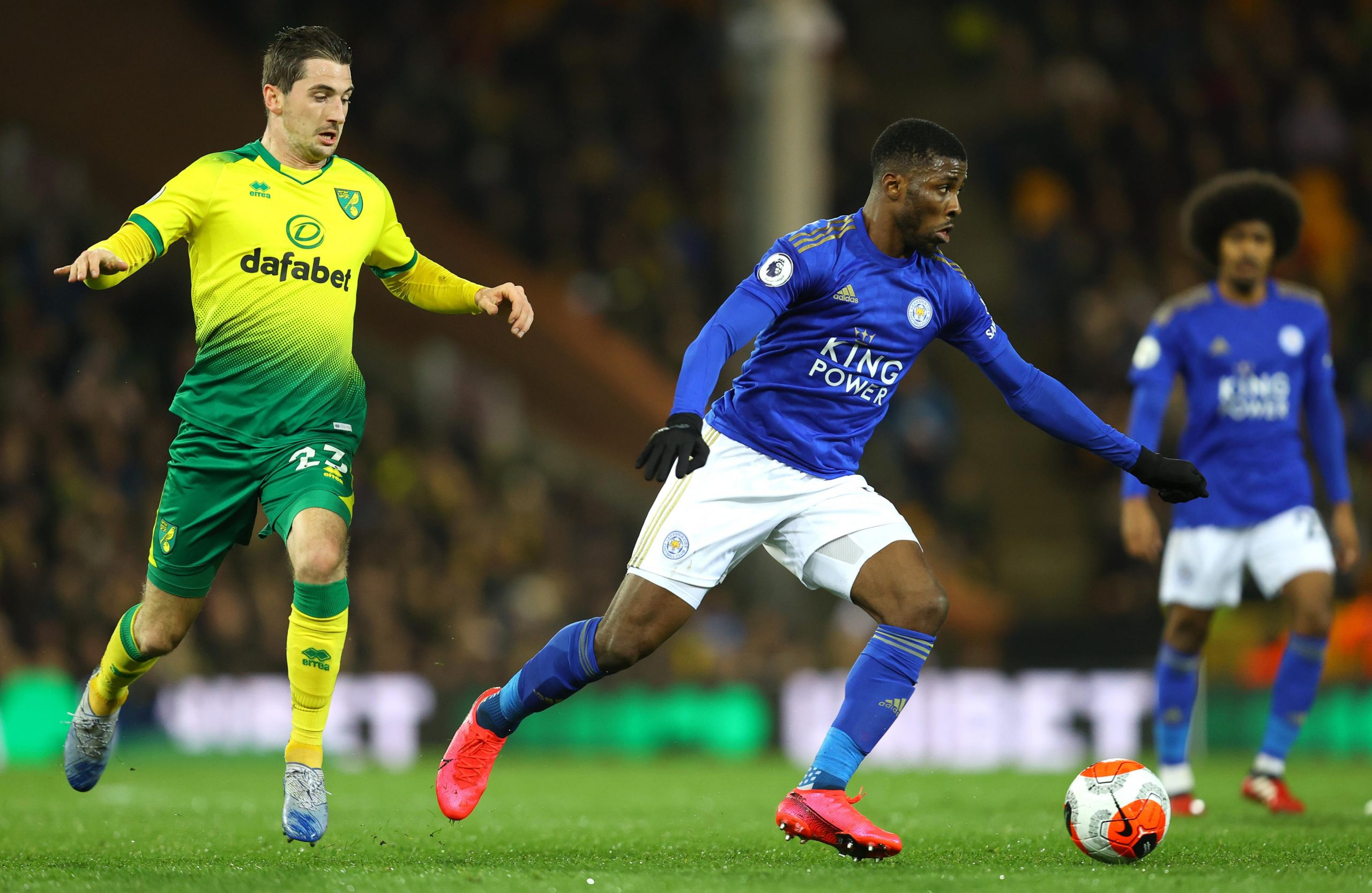 Racists Tweets Directed At Iheanacho To Feature In PFA Dossier