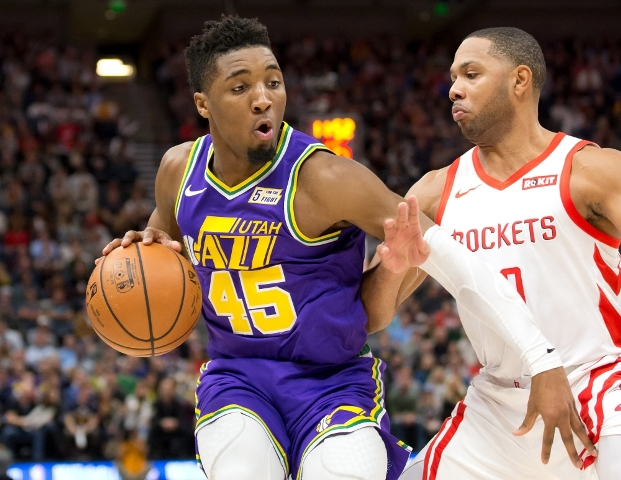 Jazz And Donovan Mitchell To Host Celtics At Vivint Smart Home Arena