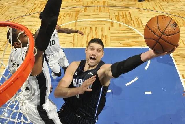 Magic And Nikola Vucevic To Host Pistons At Amway Center