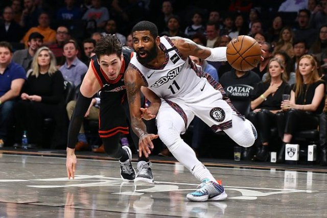Nets and Kyrie Irving will host Suns at Barclays Center