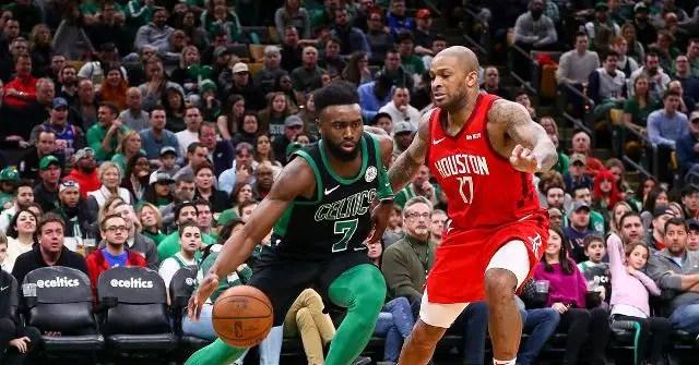 Rockets And Robert Covington To Host Celtics At Toyota Center