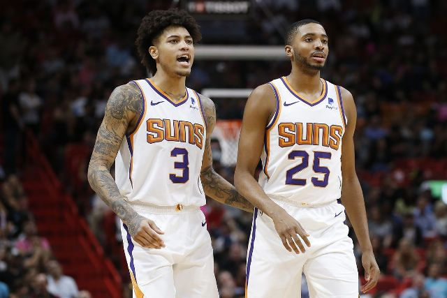 Suns And Kelly Oubre Jr. To Host Warriors At Talking Stick Resort Arena