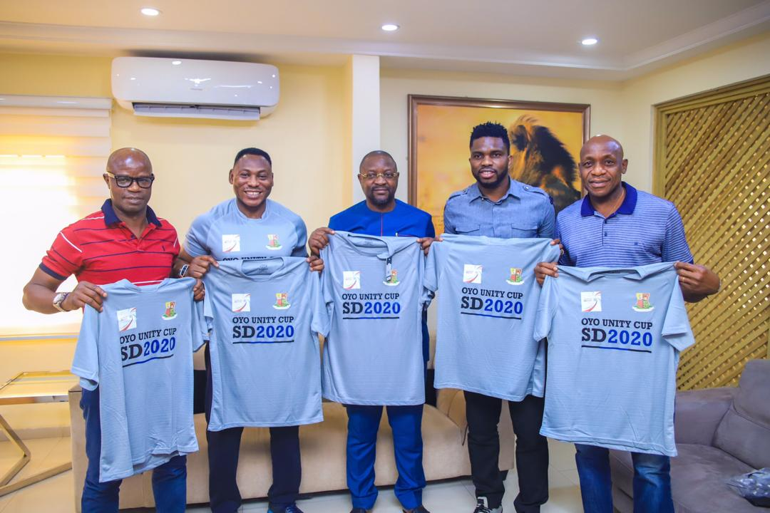 Unity Cup: Yobo Commends Sports Minister Dare For Talent Discovery Competition