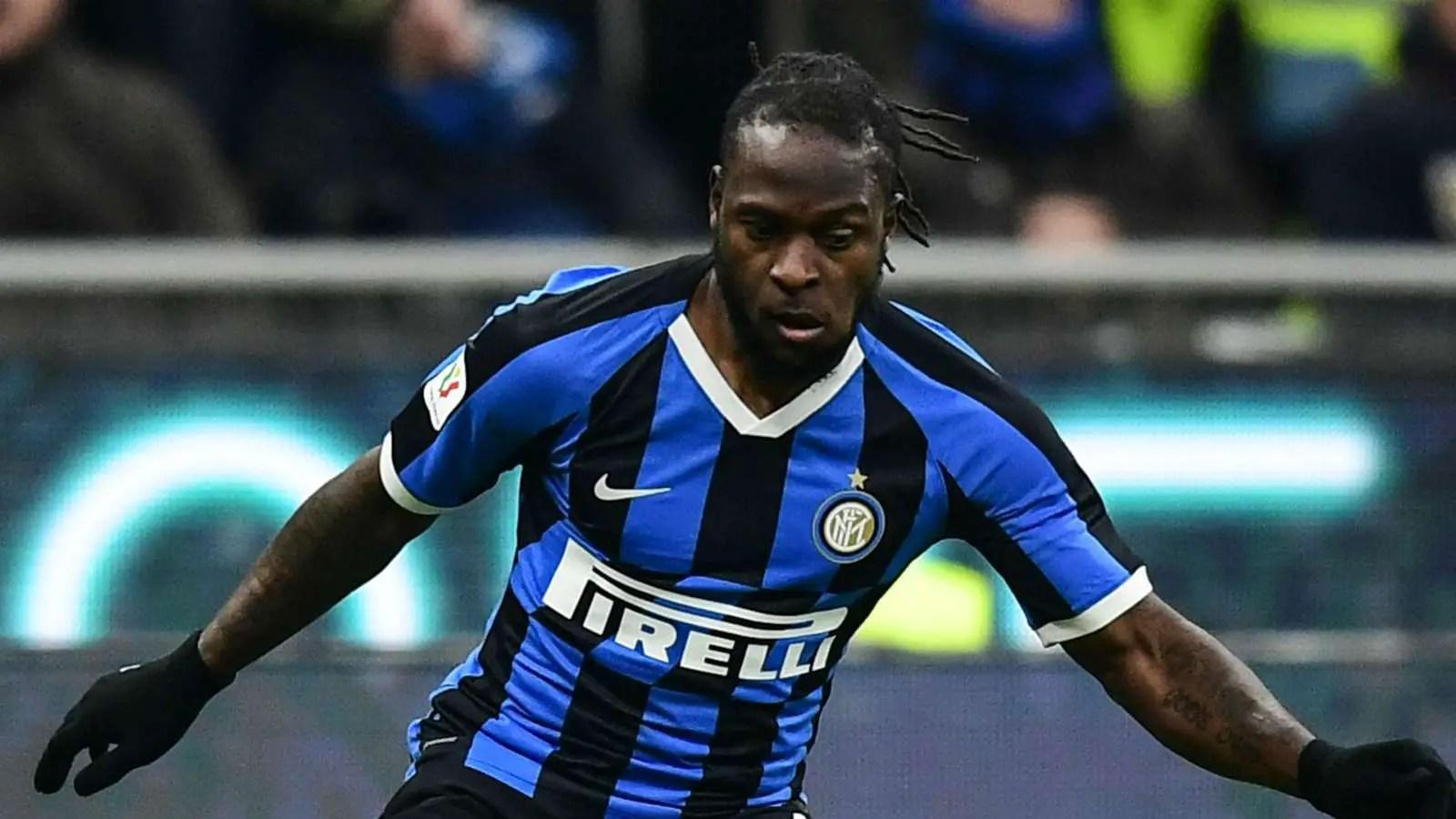 Moses Was Impressive For Inter Against Genoa   –Italian Journalist