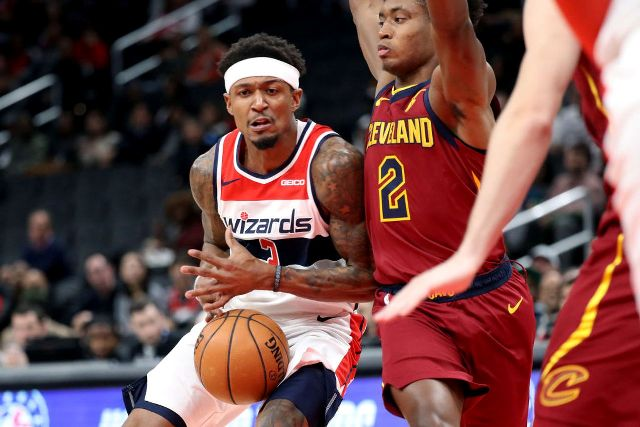 Wizards And Bradley Beal Will Host Dubs At Capital One Arena