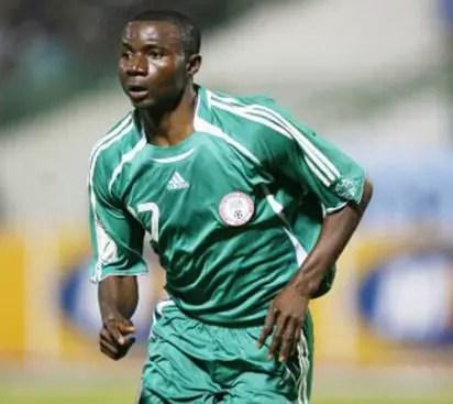 NFF, CAF Celebrate Ex-Eagles Star Aghahowa At 38