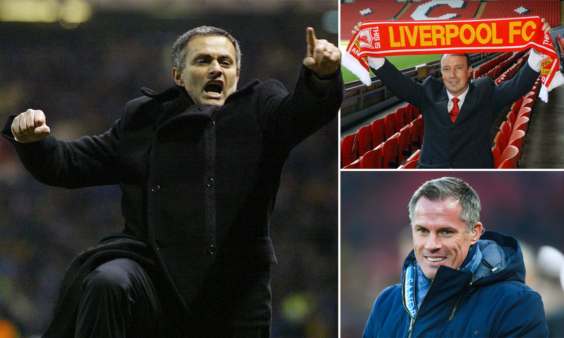 Carragher: Why Liverpool Snubbed Mourinho And Appointed Benitez As Manager