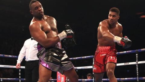 Whyte: If Ruiz Can Knock Joshua Out I Can Also
