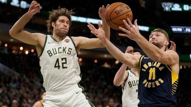 Bucks And Giannis Antetokounmpo To Host Pacers At Fiserv Forum