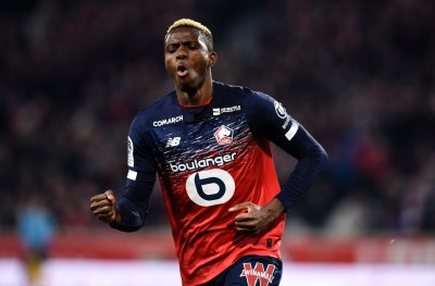 Man United For Osimhen transfer