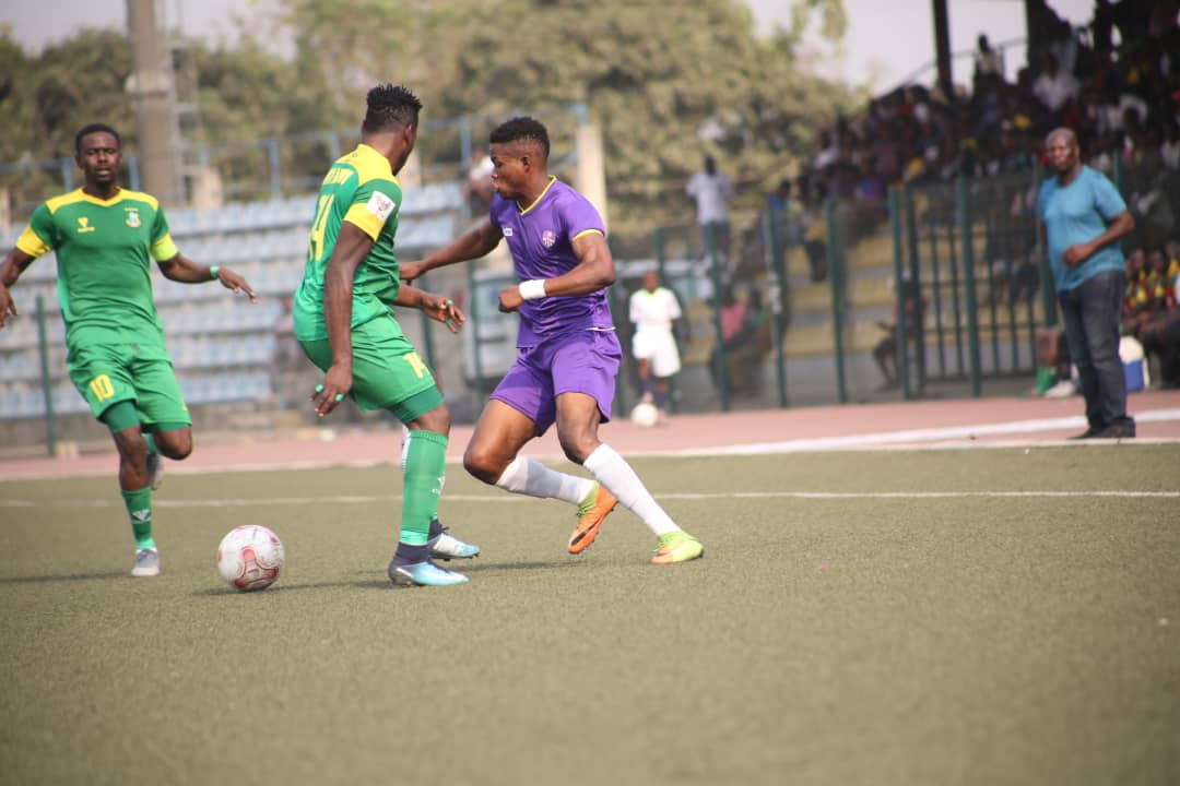 NFF Shuts Down All Football Activities For Four Weeks