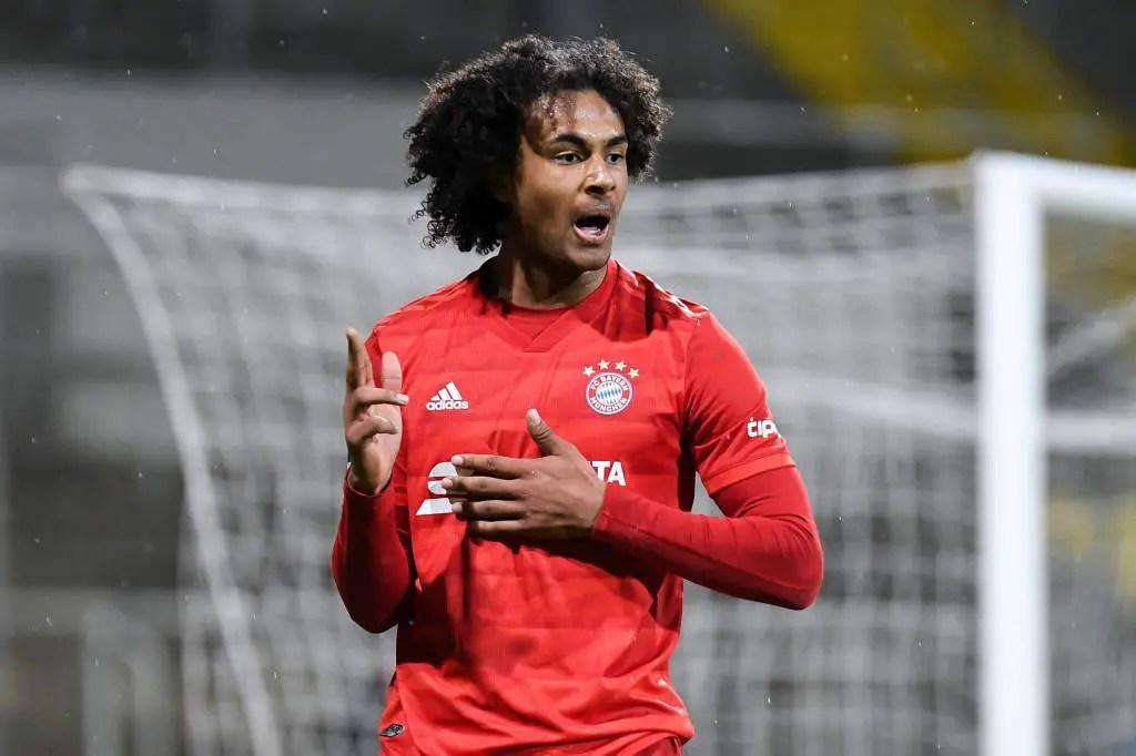 Nigerian Forward Zirkzee Makes Bundesliga Team Of The Week