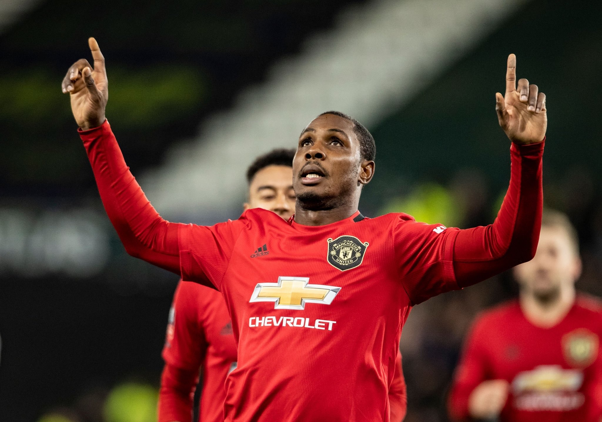 Photo of Ighalo Admits Being Scared Man United Loan Deal Would Not Be Extended